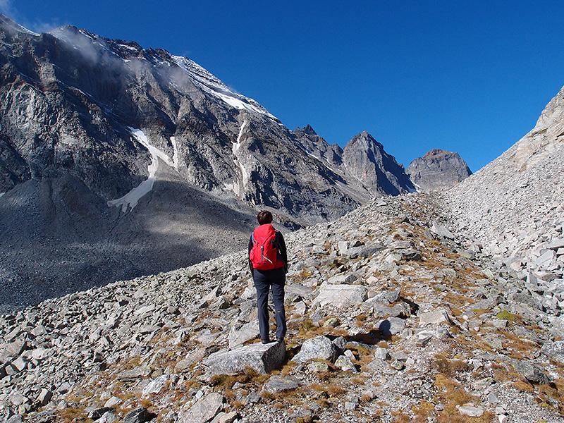 foto del curriculum escursionistico