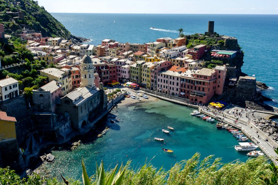 Escursioni Letterarie | Cinque Terre
